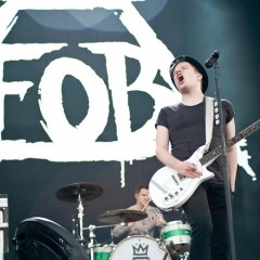Reading Festival; it's only Fall Out Boy! Is your teen going?