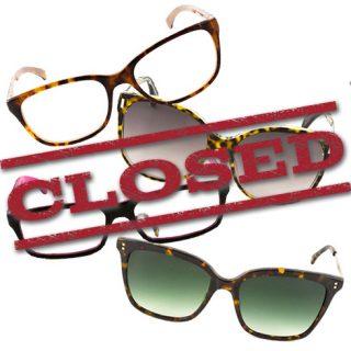Win Designer Glasses (or sunglasses!)