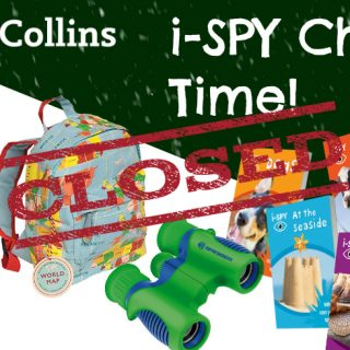 Win an i-SPY megabundle