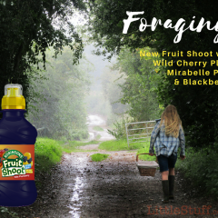 Wild Foraging with Robinsons Fruit Shoots