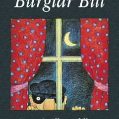 Sunday Picture Book – Burglar Bill