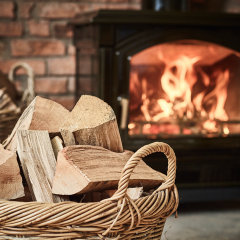 Win a winter's worth of logs worth £220 with Certainly Wood!