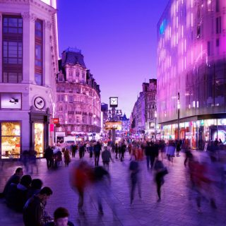 Win a Christmas Experience in Leicester Square
