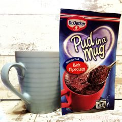 Pud In A Mug? Yes. Keep 'Em If You Can. *hollow laugh*