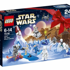 Lego Star Wars Advent Calendar from 365 Games
