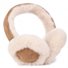 Ladies Brompton Sheepskin Ear Muffs #ChristmasGiftGuide