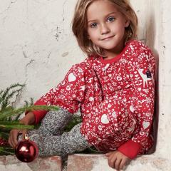 Swedish Folklore Kids Pyjamas #ChristmasGiftGuide