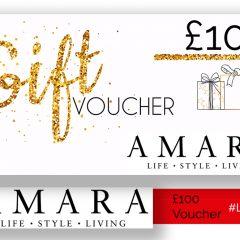 Win a £100 Gift Card From Amara!| #LittleStuff24