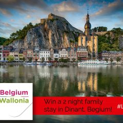 Win a 2 night family break in Belgium! #LittleStuff24