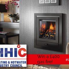 Win a brilliant £500 gas fire! | #LittleStuff24