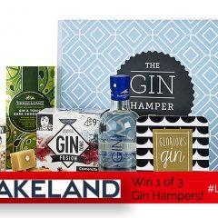 Win 1 of 3 Lush Gin Hampers From Lakeland!  #LittleStuff24