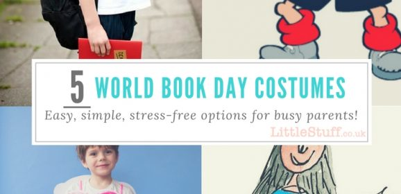 Easy World Book Day Costumes – You've Got This!