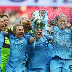 It's the SSE Women's FA Cup! Be sure to watch with your girls. #TogetherWeCan