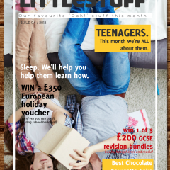 April Issue of the LittleStuff Magazine – out now!
