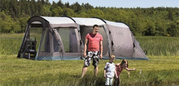 WIN a Brilliant £750 Easy Camp COMPLETE Family Camping Starter Kit