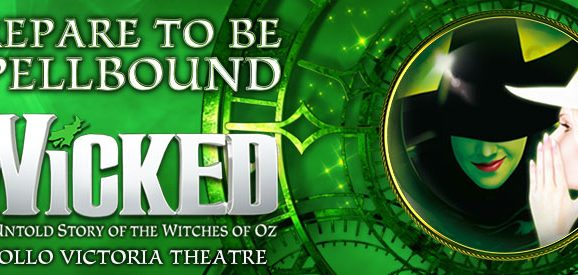 Wicked Tickets – FREE upgrade offer!