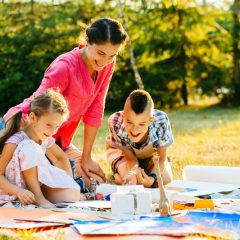 DIY Craft Ideas for the Entire Family