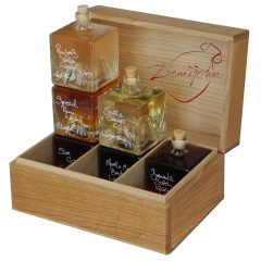 Win a £90 Gift Box of Craft Liqueurs from Demijohn | #SummerStuff