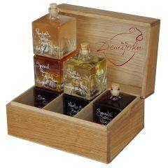 Win a £90 Gift Box of Craft Liqueurs from Demijohn | #SummerStuff