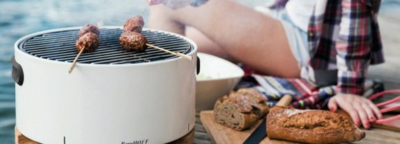 Win a £120 Designer Tabletop Barbecue from BergHOFF | #SummerStuff