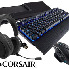 Win £375 Corsair Gaming Bundle | #Summerstuff