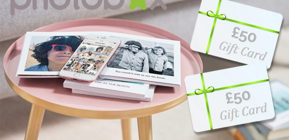 Win 2 x £50 Photobox Vouchers, plus 5 Little Moments Photo Books | #Summerstuff