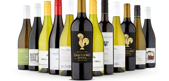 Win £150 case of Naked Wines' All Time Favourites   #Summerstuff