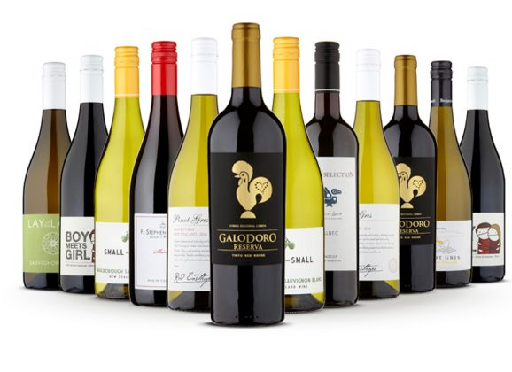 Win £150 case of Naked Wines' All Time Favourites | #Summerstuff