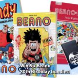 *CLOSES MIDNIGHT!* Win 1 of 5 Awesome Beano Birthday Bundles