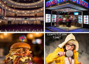 Win Tickets To We're Going On A Bear Hunt and dinner at Planet Hollywood In London's West End