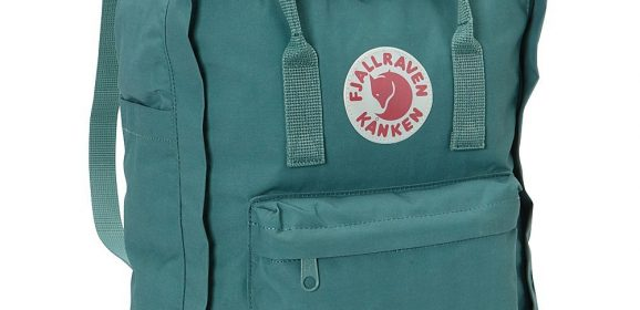 The Kånken – the only backpack your teen needs is made by Fjällräven