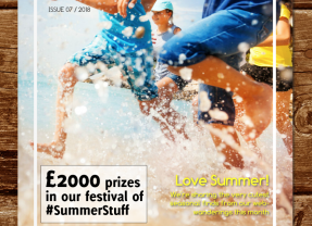 We're ALL About The Summer (and £2000 of competition prizes!) | LittleStuff Magazine No. 7