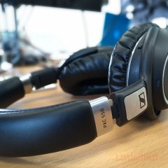 Headphones for travel-loving teens | The Sennheiser PXC 550 Review