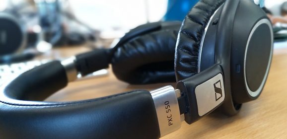 Headphones for travel-loving teens | The Sennheiser PXC 550 Review