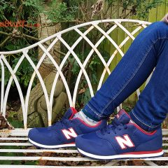 The Classic Kids Trainer – New Balance 373