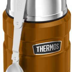 Spotted: Copper Thermos Food Flask