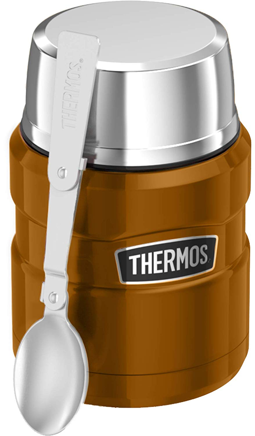 Thermos Food Flask with spoon