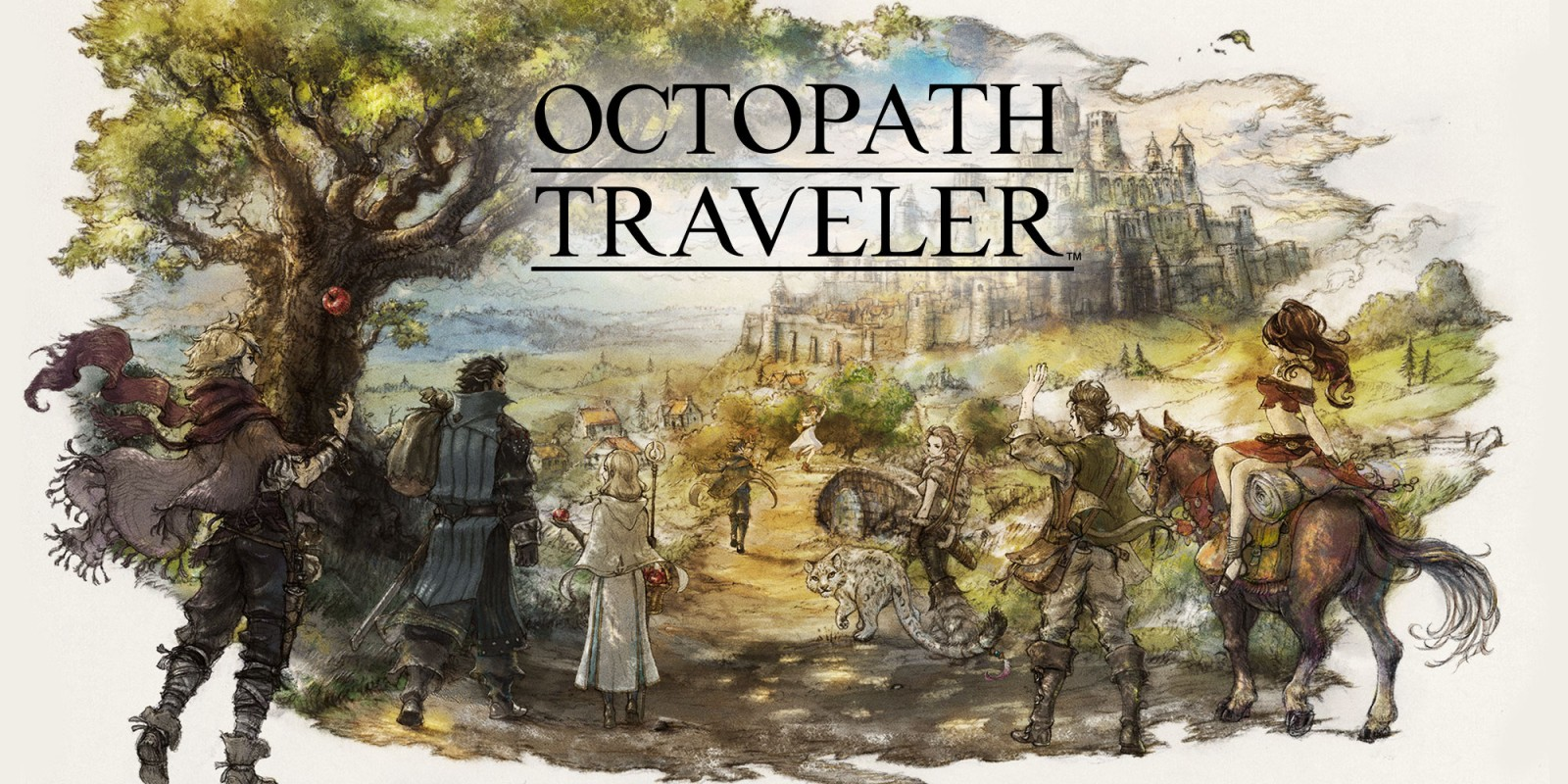 Octopath Traveller Review Switch
