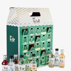 Edinburgh Gin Advent Calendar from John Lewis