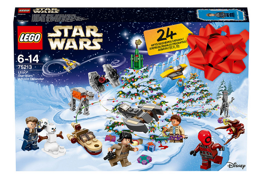 LEGO Star Wars 75213 Advent Calendar