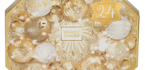 Yankee Candle – Wreath' advent calendar gift set