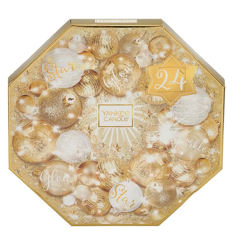 Yankee Candle - Wreath' advent calendar gift set