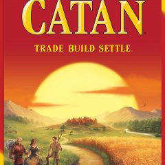 Family Game Night Games – Settlers of Catan