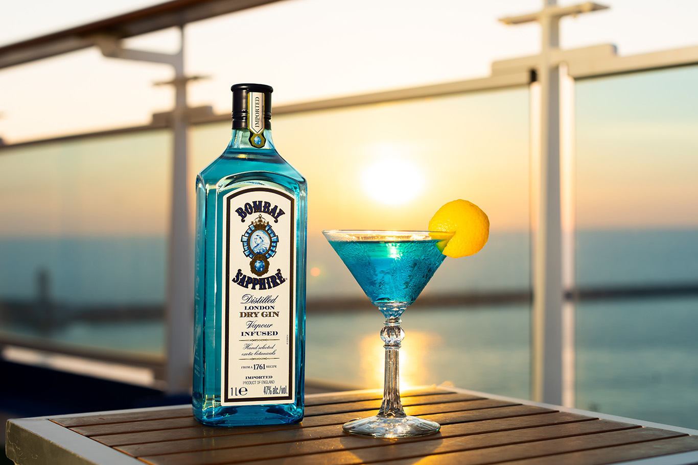 Sapphire Princess Cocktail Recipe