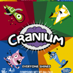 Cranium Game | Pre-Christmas Shopping