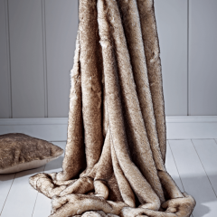 Supersoft Faux Fur Throw | Pre-Christmas Shopping