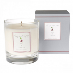 Fig & Ginger Scented Candle | Pre-Christmas Shopping