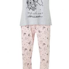 Pink Unicorn Glitter Pyjamas | #ChristmasGiftGuide