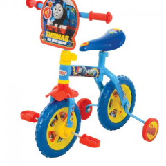 Thomas and Friends 2 in 1 Training Bike 10 inch | ChristmasGiftGuide