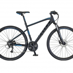 Scott Sub Cross 40 Mens Hybrid Bike | #ChristmasGiftGuide